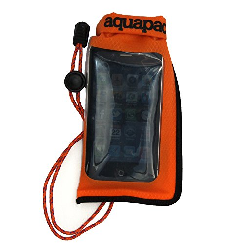Aquapac 30 Stormproof Case for iPod, Orange - Aquapac Camcorder Case
