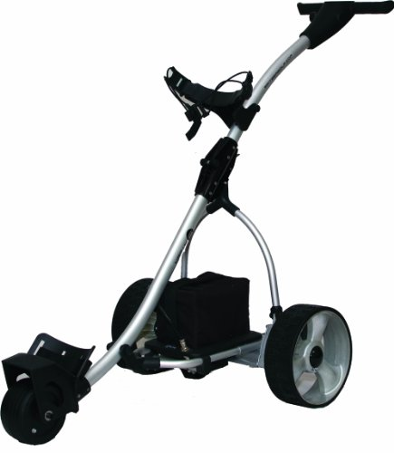 Spitzer R5 Digital Remote Control Golf Trolley with Distance Timer