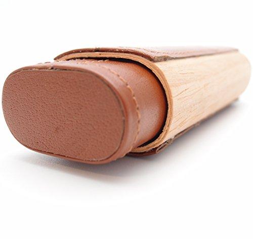 Tan Leather Cigar - 4