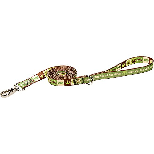 STAR WARS Yoda Dog Lead, 6' Length