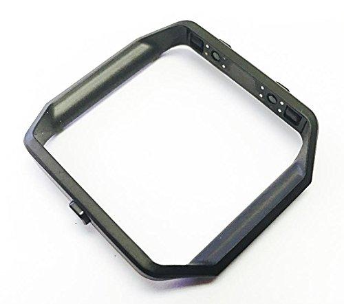 [해외]Fitbit Blaze 스마트 피트니스 시계 트래커 용 BSI 스테인레스 스틸 티타늄 블랙 컬러 메탈 프레임/BSI Stainless Steel Titanium Black Color Metal Frame For Fitbit Blaze Smart Fitness Watch Tracker