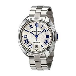 Cartier Cle De Cartier Reloj de Hombre automático 40mm WSCL0007 8