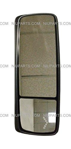Door Mirror Power Heated Chrome – Passenger Side ( Fit: Volvo VNL Trucks )