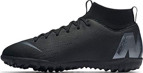Nike Junior SuperflyX 6 Academy Indoor Soccer Shoes (5) - Nike Girls Soccer Shoes Indoor