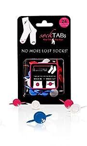 SockTABs, Primary Color Pack, 1.2oz