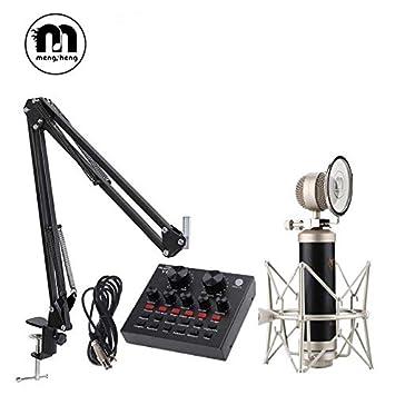 HATCHMATIC Hot Professional - Juego Completo de micrófono de ...