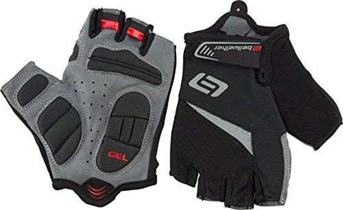 Cycling Gloves Bell Pro Gel (Bellwether Ergo Gel Gloves - BLACK, X-Large)