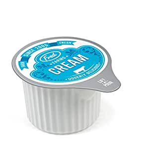 Fred & Friends XTRA CREAM Ceramic Creamer Carafe