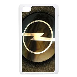 Opel funda iPod Touch 4 caja funda del teléfono celular blanco cubierta de la caja funda EEECBCAAJ05160
