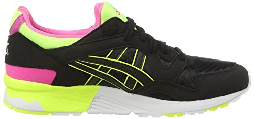V black Noir Basses Sneakers Gs 9090 lyte black Adulte Mixte Asics Gel qw6ZvBvWE