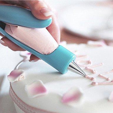 nananana Soft-paste Porcelain Cake Decorating, L10.5cm x W3.5cm x H16cm