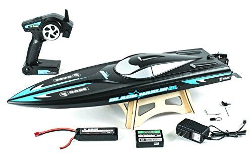 Rage RC Black Marlin Brushless B1205 Ready to Run RC Boat