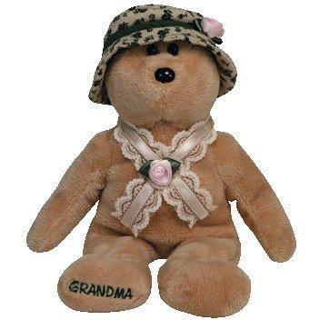 Ty Beanie Babies Nana the Bear Beanie (Nana Teddy Bear)
