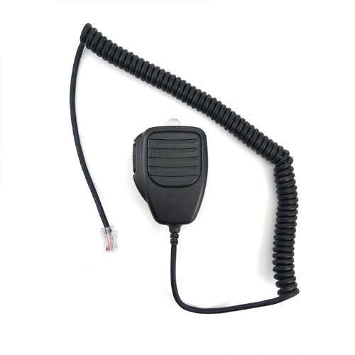 Zeadio Modular 8 Pin Handheld Remote Speaker Mic Microphone for sale  Delivered anywhere in USA