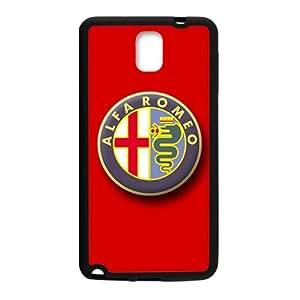Happy Alfa Romero sign fashion cell phone case for Samsung Galaxy Note3