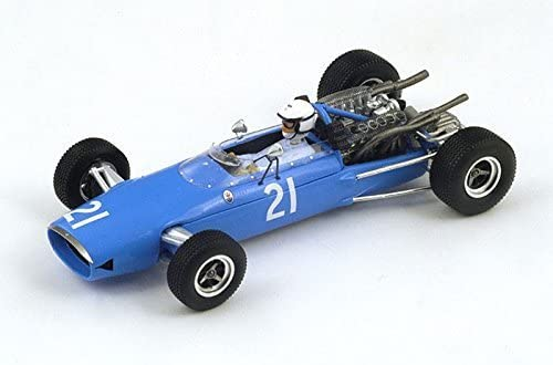 Spark 1/43 Cooper T81 1966 F1 Monaco GP # 21 G. Rejection