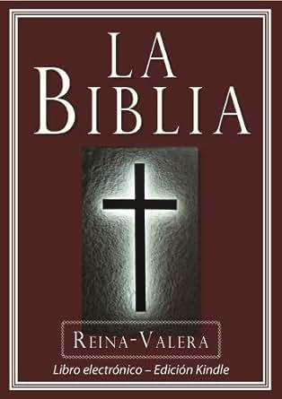 La BIBLIA (Reina-Valera) | Biblia electrónico eBook: Dios