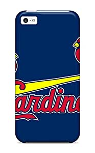 8103708K344904206 st_ louis cardinals MLB Sports & Colleges best iPhone 5c cases