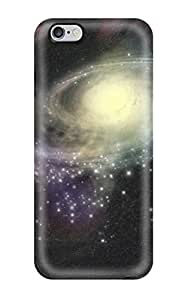 Case Cover, Fashionable Iphone 6 Plus Case - Spiral Galaxy Hd