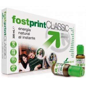SORIA NATURAL Fost Print Classic con jalea real 20 viales