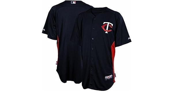 75b688046ac Amazon.com : VF Minnesota Twins MLB Mens Batting Practice Authentic  Performance Jersey Adult Sizes : Sports & Outdoors