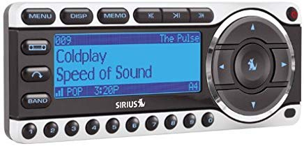 Sirius Starmate 4 Replacement Receiver - Requires compatible vehicle kit, home kit, or boombox by Sirius
