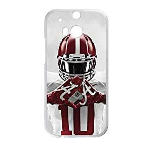alabama crimson tide Phone Case for HTC One M8