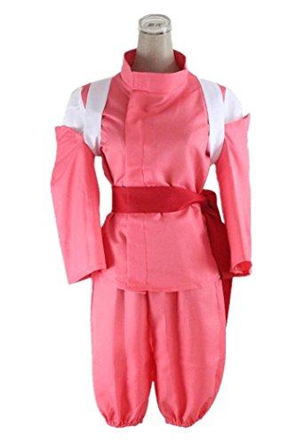 [WOTOGOLD Anime Cosplay Costumes Chihiro Ogino Kimono Size XXL Pink] (Chihiro Cosplay Costume)