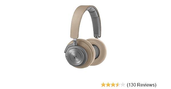 9caef934e07 Amazon.com: Bang & Olufsen Beoplay H9 Wireless Noise Cancelling Headphones  - Argilla Grey: Electronics