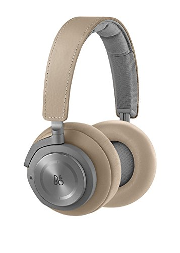 B&O PLAY by Bang & Olufsen Beoplay H9 Wireless Over-Ear Headphone with Active Noise Cancelling, Bluetooth 4.2 (Argilla Grey) by B&O PLAY by Bang & Olufsen