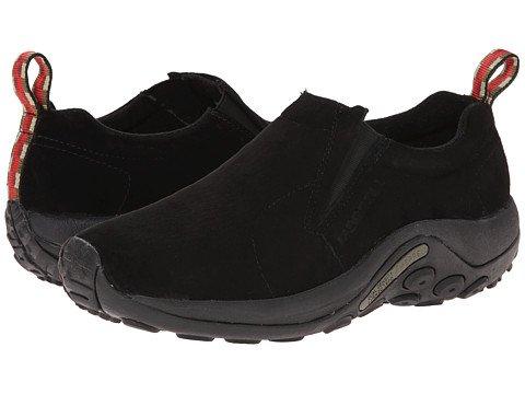 (メレル) MERRELL メンズランニングシューズスニーカー靴 Jungle Moc [並行輸入品] B06XK1DM1D 31.0 cm Midnight Leather