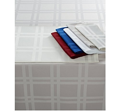 Martha Stewart Napkin - Martha Stewart Table Linens, Skylight Plaid Set of 2 Napkins