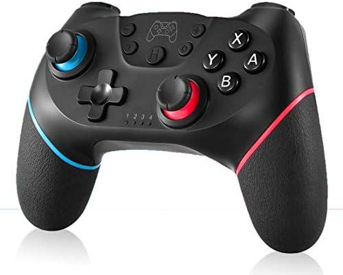 JinSu Controlador Mandos Inalámbrico para Nintendo Switch, Switch ...