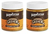 Superfood Cashew Butter by Yumbutter – Naturally Delicious, Gluten Free, Vegan, Non-GMO, 10oz Jar – Pack of 2 Review