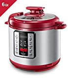Best Electric Pressure Cooker Reds - ICOOKPOT Electric Pressure Cooker 9-in-1 Programmable Pressure Cook Review