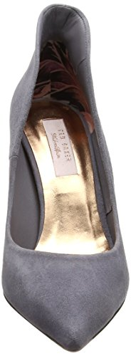Closed Ted Grey Heels Toe Grey Savio Women's Baker 0rqwXrt