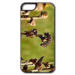 IPhone 5S Case, Kurdistan Nature White/black Cover For IPhone 5