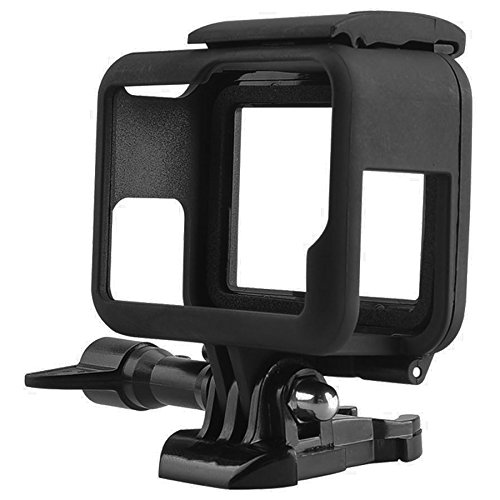 Snap Lock Skeleton Frame for GoPro HERO5 or HERO6 with Quick Release Mount by Generic