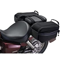 Classic Accessories 73707 MotoGear 73707 Motorcycle Saddle Bags