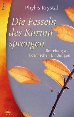 Die Fesseln des Karma sprengen : Befreiung aus kosmischen Bindungen.