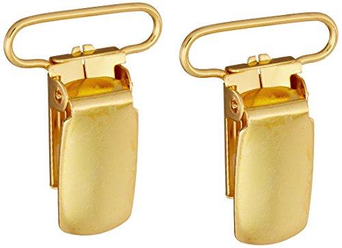 Dritz Mitten Suspender Clips Pkg Gilt product image