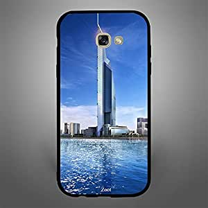Samsung Galaxy A7 2017 On the water