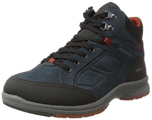 Allrounder Heren Cheiron Tex Zwart Dark Stone Nubuck Boots 8.5 Us