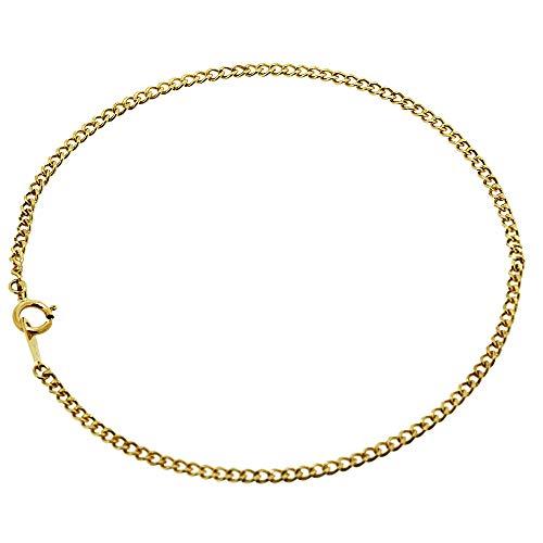 [해외]K18 キヘイチェ?ン 발목 덩어리 구두 喜平 체인 장식 골드 K18 18K 18 금 옐로우 골드 L (22cm)22000 원 / K18 Kihei Chain Anklet Anklet Kihei Chain Anklet Gold K18 18K 18 Gold Yellow Gold L (22cm)  22000 yen