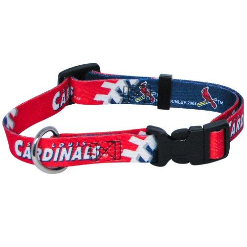 Hunter MFG St. Louis Cardinals Dog Collar, Extra Large
