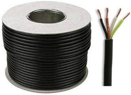 100 x  plastic black Cable Clips for Trailer 7 Core /& 8 Core Cable  FREE P/&P