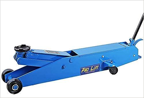 Pro-Lift-Werkzeuge Rangierheber Langversion 10 t Wagenheber LKW Rangierwagenheber 10t