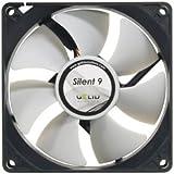GELID Silent9 92mm ハイドロダイナミックベアリング採用 静音仕様FAN普及モデル GELID Silent9