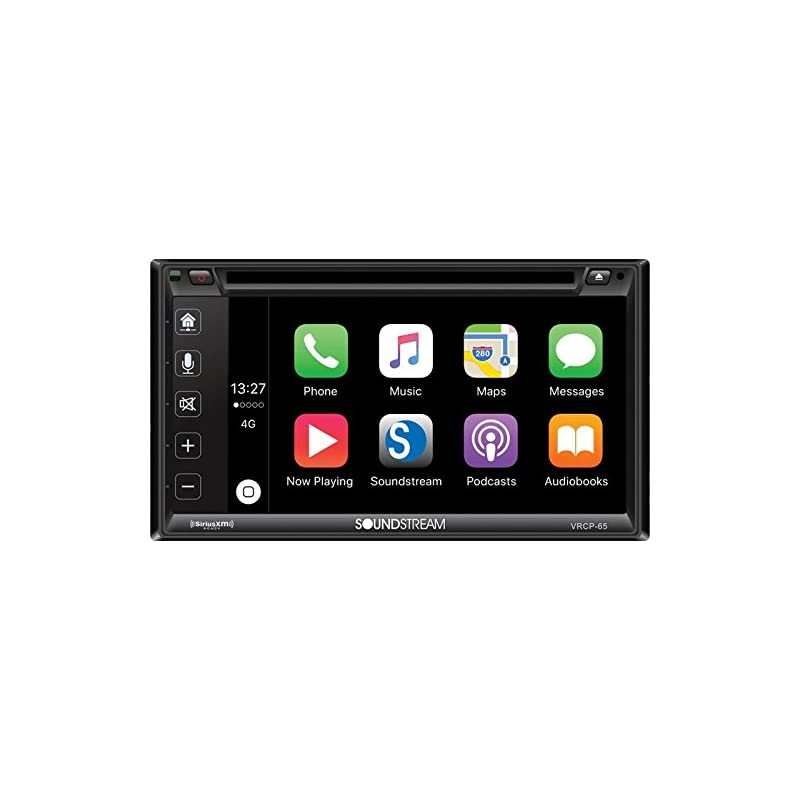 Soundstream Car Multimedia Entertainment