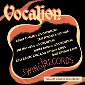 Vocalion: Swing Series Records by Dutton Vocalion UK
